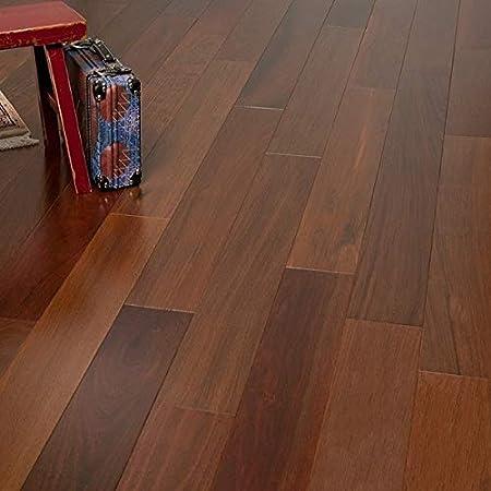 by Hurst Hardwoods 1 Box 5 x 1//2 American Walnut Prefinished Engineered Wood Flooring