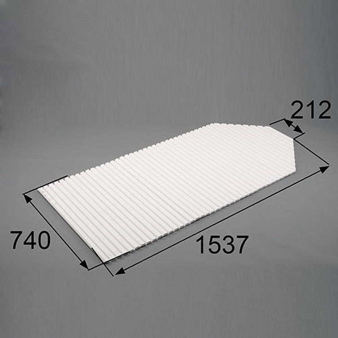 驚タフベーシックお風呂のふた トステム バスルーム 風呂ふた 巻きふた  商品コード : RGFZ101
