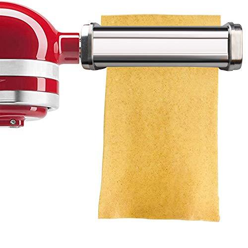 aikeec Rullo per Pasta - per Rullo per Pasta KitchenAid, impastatrici Accessori per Pasta