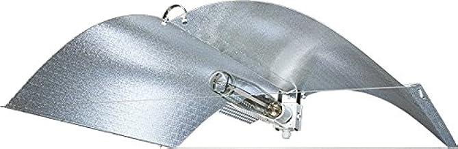TRAFIKA URBAN HYDROPONICS padine HPS 250-600W//Riflettore Stuco//Estuko//RIFLETTORE Coltura//Riflettore per Lampade al Sodio//Esclusiva!! Scatola di Collegamento dei Cavi Compresa//Riflettore CE