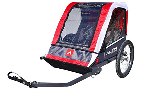 Image-Of-Allen-Sports-Bike-Trailer-Review