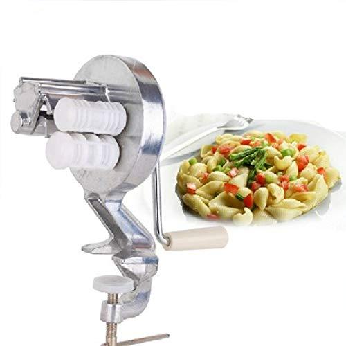 1 Pieces Cavatelli Maker Machine, Manual Pasta Maker Machine Kitchen Tool - Professional Fresh Pasta Machine Lasagne Spaghetti Tagliatelle Ravioli Maker