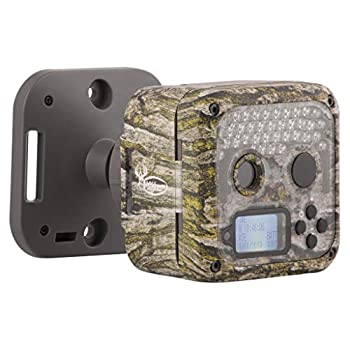 Wildgame Innovations Shadow Micro Cam 16 Megapixel Infrared Trubark Camo Trail Camera Both Daytime and Nighttime Video and Still Images for Wildlife and Security Purposes
