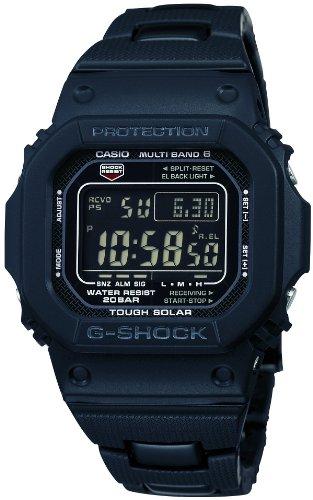 [カシオ] 腕時計 ジーショック 電波ソーラー ELバックライトタイプ GW-M5610BC-1JF ブラック