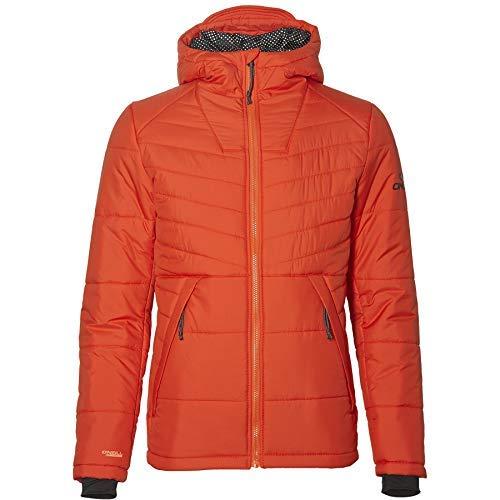 Unbekannt O'Neill Veste pour L'Extérieur Trip Veste Orange Plaine Protection du Menton - 2521 Lumineux Orange, M