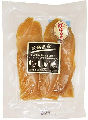 米屋 茨城県産 ほしいも(紅はるか) スライスタイプ 100g×20袋