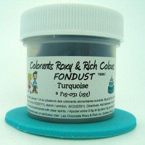 Powder Colour - Turquoise (4 grams)