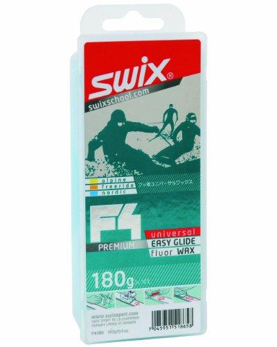 Swix Wachs F4 Block Universal Fluor Wax 180g