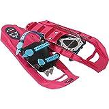MSR Shift Raquetas de Nieve para Terreno Llano Niños Unisex - Zapatos de Nieve (Raquetas de Nieve para Terreno Llano, Senderismo/Recreativo, Niños, Unisex, Rosa, De plástico)