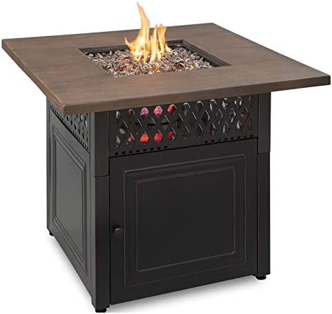 Golden Flame Endless Summer Donovan DualHeat Fire-Table New mail order and Manufacturer regenerated product Pati