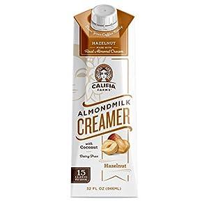 Califia Farms Hazelnut Almond Milk Creamer