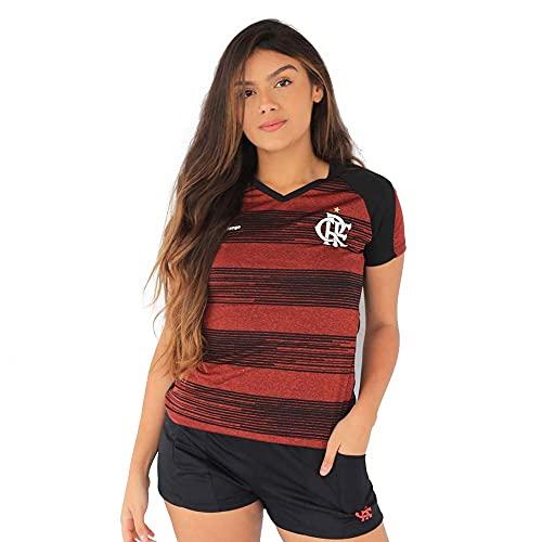 Camisa Flamengo Feminina Motion Braziline M
