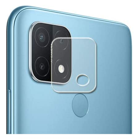 TOMBIK OPPO A15S Camera Lens Protector of your Mbile Camera,Full Fit,True HD Tempered Glass Nondestructive Quality,Bubble Free Guard,Oleophobic Coating Easy to Clean
