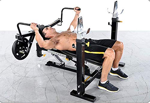 Powertec Fitness Workbench PEC Fly Accessory, Black