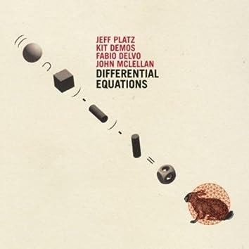 Differential Equations (feat. Fabio Delvo, Kit Demos & John McLellan)