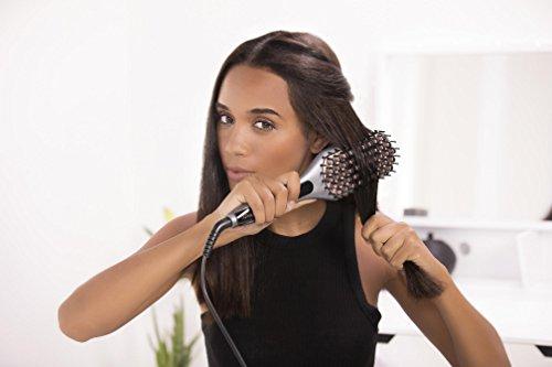 Haarglättbürste: emington CB7480 Glättbürste Keratin Protect