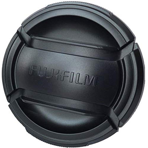 Fujifilm Tapa Frontal de Lente FLPC-77 mm, Negro