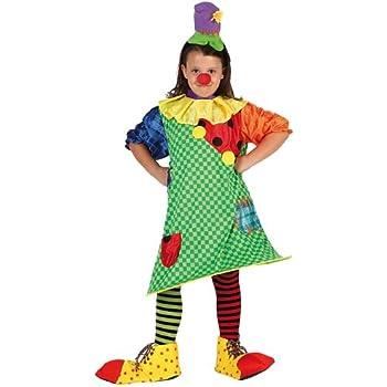 Atosa- Clown Disfraz Payasa, 3 a 4 años (6741): Amazon.es ...