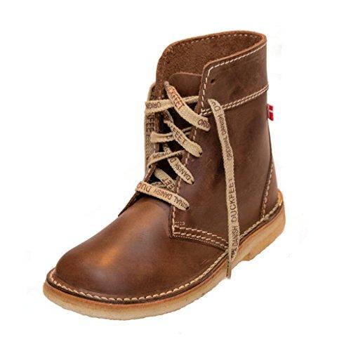 Duckfeet Fåborg Boot Terracare Leather Cocoa Brown
