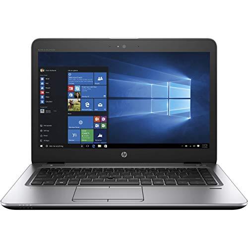 HP EliteBook 840 G4 14' HD Laptop, Core i5-7300U 2.6GHz, 16GB RAM, 512GB Solid State Drive, Windows 10 Pro 64Bit, Webcam (Renewed)