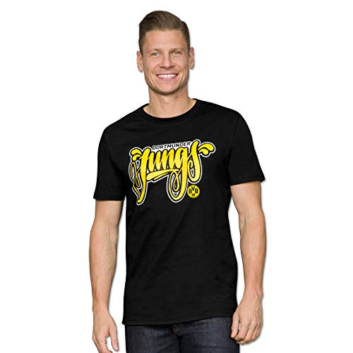 BVB-Dortmunder Jungs T-Shirt L