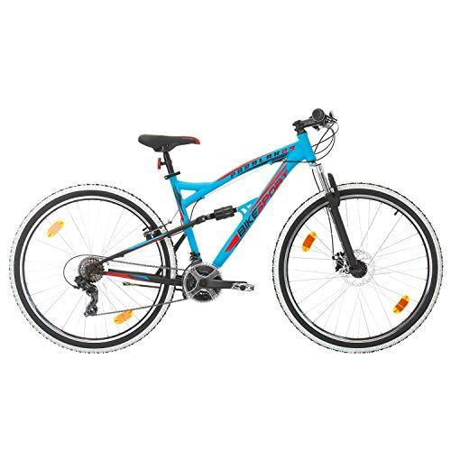 Bicicleta de 24 pulgadas para niñas modelo Parallax 29 de Bikesport