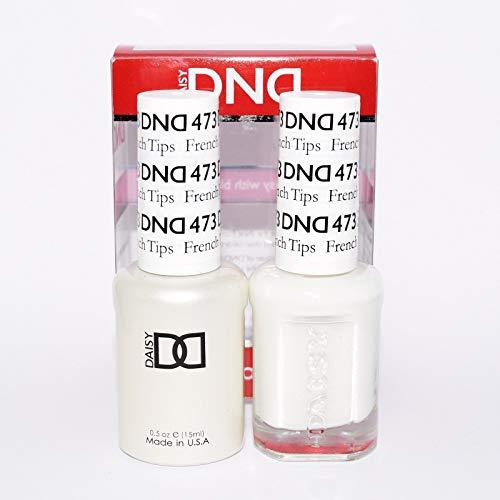 DND (Gel & Matching Polish) Set (473 - French Tips)