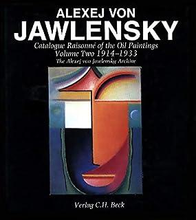 Alexej von Jawlensky: Catalogue Raisonne of the Oil Paintings: Volume Two 1914-1933: v. 2 (0856674060) | Amazon price tracker / tracking, Amazon price history charts, Amazon price watches, Amazon price drop alerts