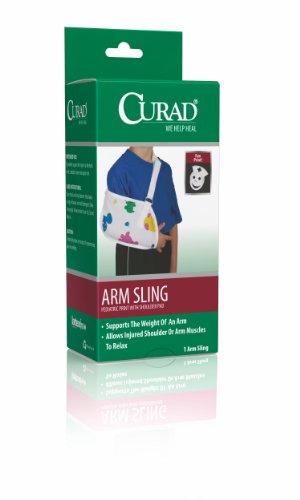 Medline Pediatric Print Curad Arm Sling, Child