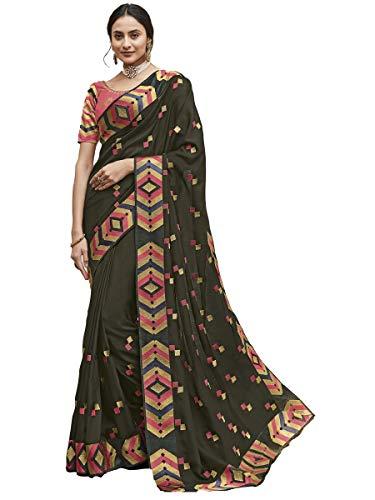 San Valentín Special Exclusivas Indias Mujeres Tradicionales Sarees 38