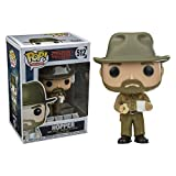 Stranger Things-Funko POP Hopper with Donut Figura de vinilo, multicolor 14425 , color/modelo surtid...