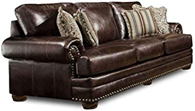 Amazon.com: Hallettsville Contemporary Saddle Color ...
