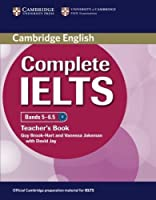 Complete IELTS Bands 5-6.5 Teacher's Book by Guy Brook-Hart Vanessa Jakeman(2012-02-27)
