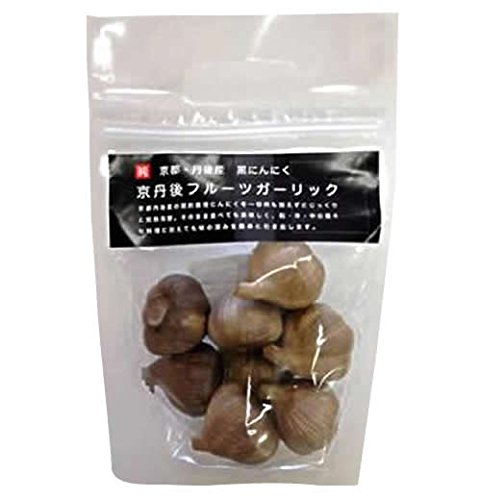 【京都丹後産黒にんにく100%】京丹後フルーツガーリック・200g入り