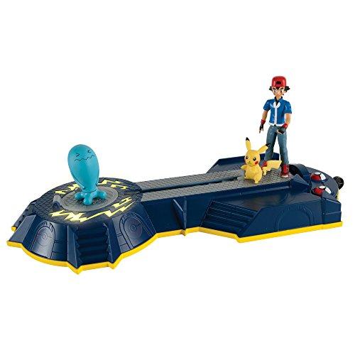 Tomy Pokémon - T18563d - la Base de Combat de Sacha