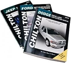 Chilton Repair Manual for Volkswagen Jetta, Rabbit, GTI & Golf (2006-2011)