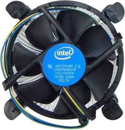 Intel i3 / i5 / i7 CPU Cooling Fan with Heatsink (Socket LGA 1155/1150)