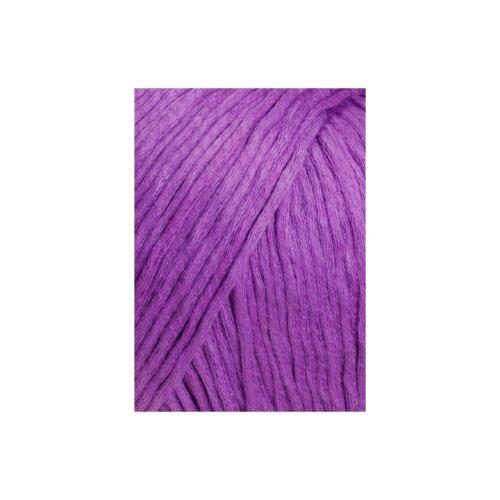 Lang Yarns Gaia – Color: fucsia (0165) – 50 g/aprox. 130 m de lana.