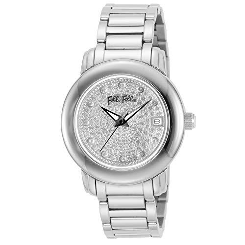 [フォリフォリ] 腕時計 URBAN SPIN COLLECTION WF9T015BTS-XX レディース シルバー [並行輸入品]