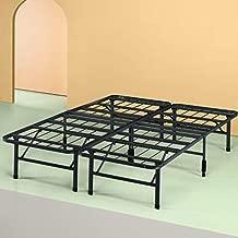 Zinus Shawn 14 Inch SmartBase Mattress Foundation / Platform Bed Frame / Box Spring Replacement / Quiet Noise-Free / Maximum Under-bed Storage, Full