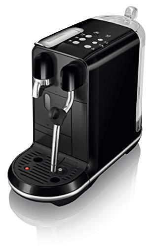 Nespresso by Sage SNE500BKS Nespresso Creatista Uno by Sage, Stainless Steel, Black Sesame