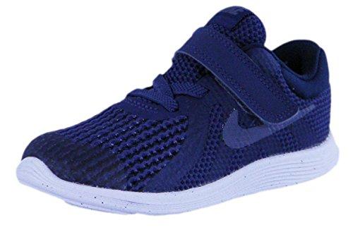Nike Revolution 4 (TDV), Zapatillas para Niños, Azul (Neutral Indigo/Lt Carbon/Obsidian/Black/White 501), 26 EU