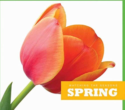 Spring: kids books ages 3-5 (English Edition)