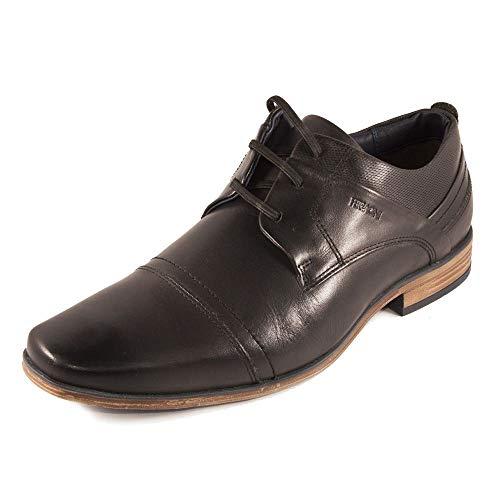 Sapato Derby Ferracini Derby Masculino Cervo Primer Black 40