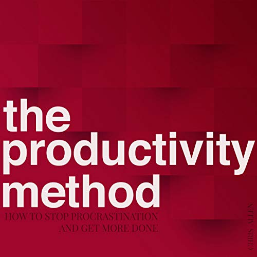 The Productivity Method audiobook cover art