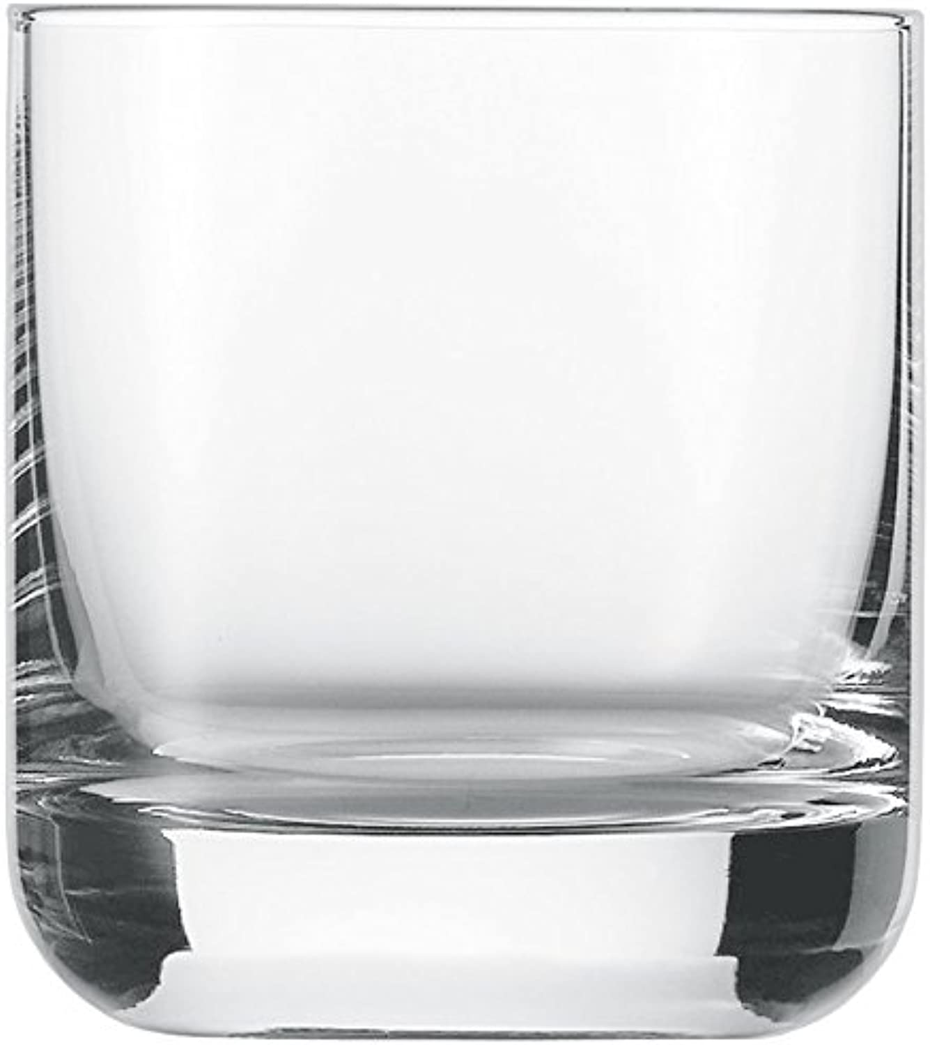 Schott Zwiesel Tritan Crystal Glass Convention Barware Collection Old Fashioned Whiskey Cocktail Glass, 9.6-Ounce, Set of 6