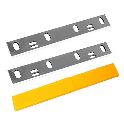 6 Inch Blades Replacement 37-372 For Delta 37-370 37-371 Jt160 Bench Jointer Knives- Set Of 2
