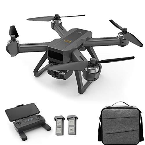 Goolsky MJX B20 EIS GPS RC Drone con Fotocamera 4K Motore Brushless 5G WiFi FPV Posizionamento del Flusso Ottico Quadricottero Stabilizzazione Elettronica dell\'immagine Punto di Interesse Waypoint