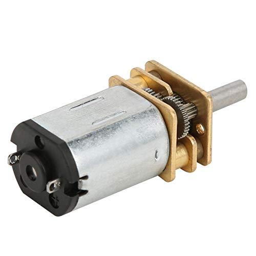 Accesorios para herramientas eléctricas de bajo ruido Estructura totalmente metálica DC6V para máquina de corte para máquinas de grabado para máquina pulidora(400RPM)