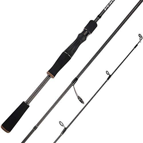 FISHYY Caña De Pescar Perigee 1.98M/2.13M 2 Puntas Spinning Caña De Pescar MF Y Mh Actions 7-14G Lure Weight Casting Lure Caña De Pescar